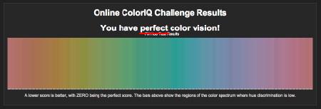 color pf