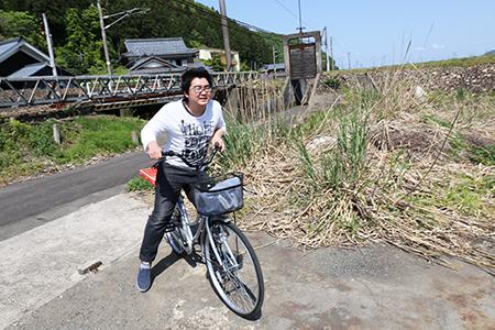 自転車 ホソカワ