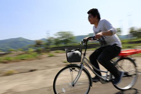 自転車 ホソカワ2